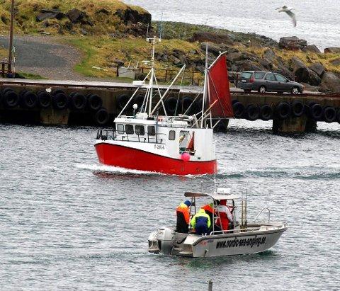MER ENN TURISTFISKE: Hvis det er politisk vilje til å ta hensyn til det særegne småskalafisket, er det fortsatt liv laga for mer enn turistfiske i sjøsamiske områder. Foto: Finnmark Dagblad