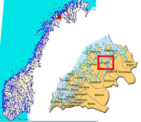 This is the part of Norway the billionaire has bought.