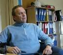 Arne Lindstøl  håper på velvilje for  å utvikle Holmen med en reguleringsplan som ikke stiller krav om boplikt.