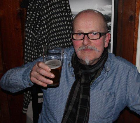 John Stenersen mente konserten var et høydepunkt.