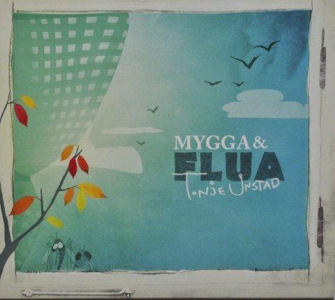 Ny cd. Tonje Unstads nye cd «Mygga & Flua»