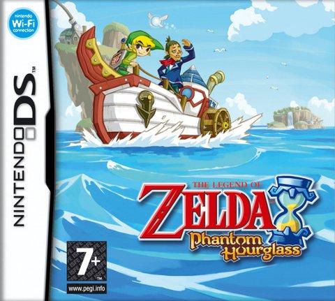NYE EVENTYR: Link er på nye eventyr i The legend of Zelda - Phantom Hourglas.