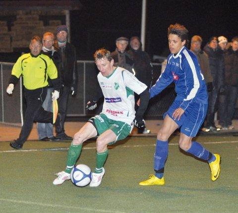 Glenn Hilleren og Vestfossen må vinne en av de to siste kampene for å være helt sikre på opprykk i 3. divisjon.
