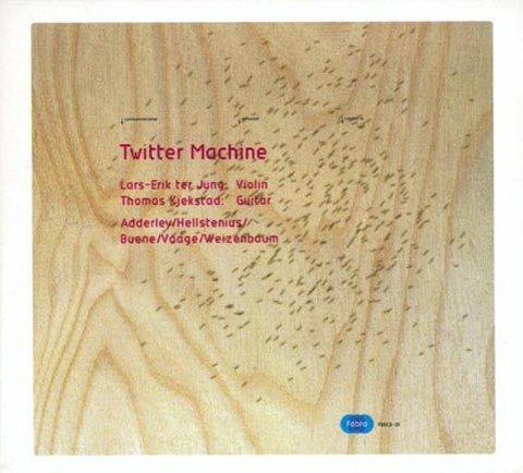 CD-anm Twitter Machine *** Local Caption *** CD-anm Twitter Machine