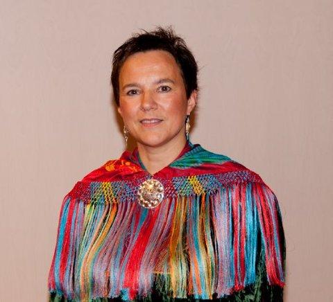 Statssekretær i Kirke-, administrasjons- og fornyingsdepartementet Ragnhild Vassvik.
