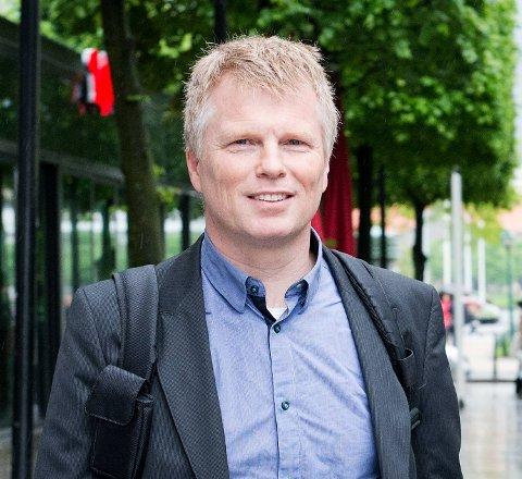 Professor Ola Grytten ved Norges Handelhøyskole gjennomførte sitt nyttårsforsett fra i fjor.