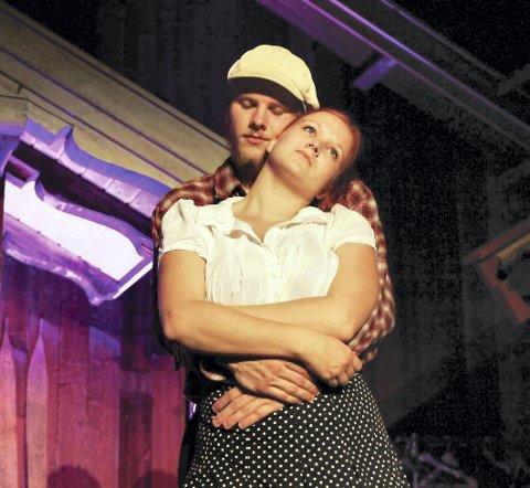 Sølve Sand Venås og Ingeborg Hanssen er også kjærester privat.