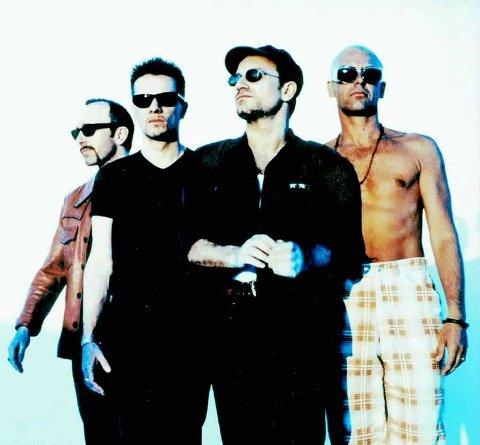 Årets plate.  U2 laget årets beste internasjonale rockealbum.