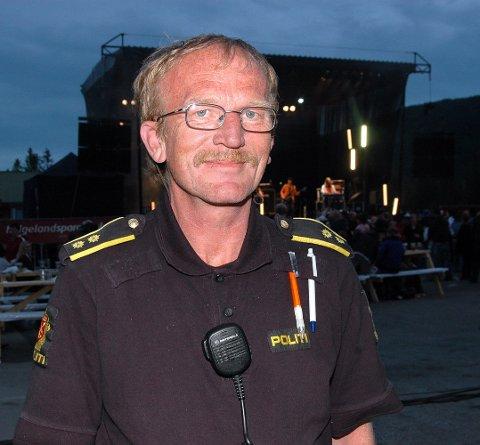 Politioverbetjent Olav Kildal ble drept ute på et rutinemessig psykiatrioppdrag. Foto:Arne Forbord