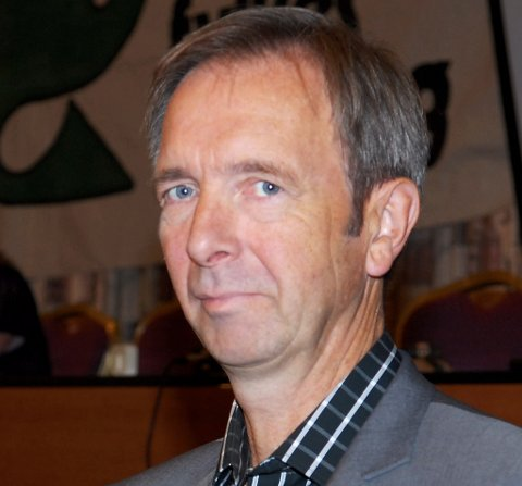 Daglig leder i Nordland Fylkes Fiskarlag, Steinar Jonassen. (Arkivfoto)