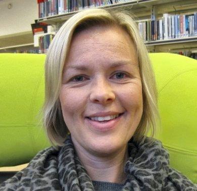 biblioteksjef: Ann Katrin Yri