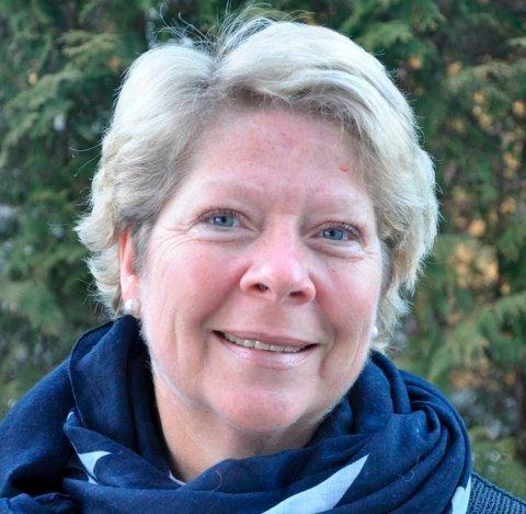VIL PRIVATISERE: Kommunalsjef Jane Short Aurlien foreslår å overlate store delere av barnehagedriften i Halden til private.