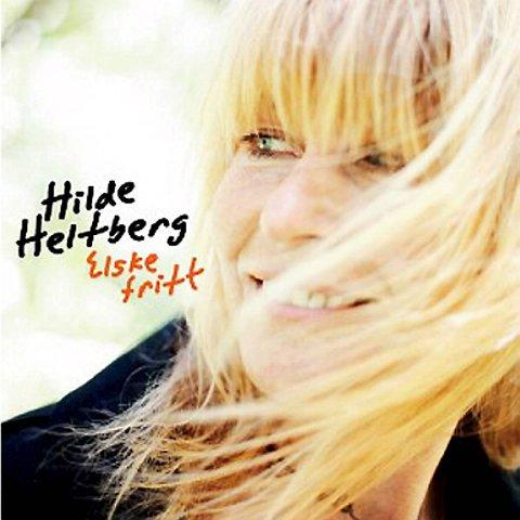 Coveret på Hilde Heltbergs nye plate.