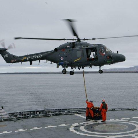 NATO SIN ROLLE I NORD: Norge ønsker at Arktis og nordområdene skal få en naturlig plass i NATOs arbeid med etableringen av alliansens nye strategiske konsept. Illustrasjonsfoto: Ole Åsheim