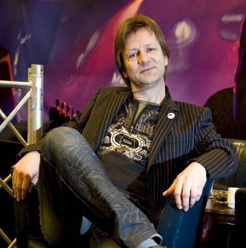 Tidligere BA-journalist, nå NRK-programleder, Bård Ose.
