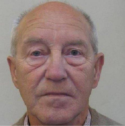 Agnar Ingemar Holtås (74) har vært savnet siden lørdag klokken 1000.