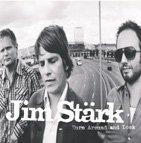 Coveret til den nye cden fra Jim Stärk, Turn Around And Look (oktober 2006).
