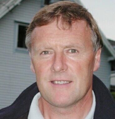 Ordførar Kåre Olav Svarstad i Bremanger.