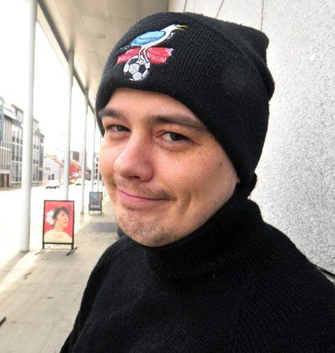 Raymond Nordahl, Wordfeud-spesialist.