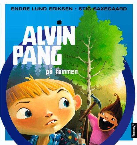 Alvin Pang på rømmen av Endre Lund Eriksen