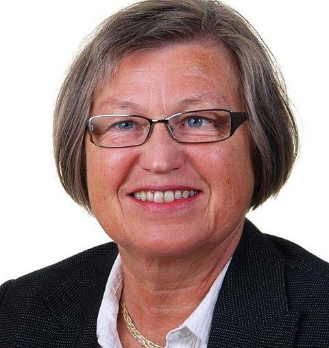 BERØMMER: Stortingspolitiker for KrF, Laila Dåvøy.