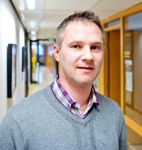 Kjell Helge Kleppestø er leder for Senter for yrkesrettleiing i Hordaland.