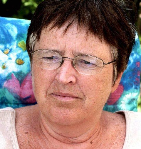 SLAKTER PENSJONSREFORM: ? Kutt i pensjonene vil føre til at eldre kvinner blir fattigere, sier Siri Jensen i Kvinnefronten.