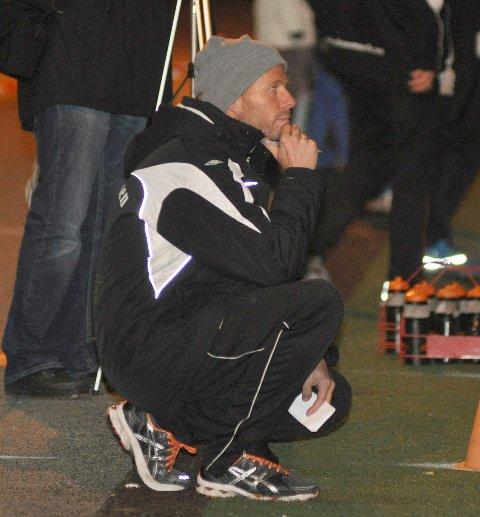 Trener Fredrik Palerud Hansen var skuffet over Vestfossen spillernes innsats i toppoppgjøret mot Drammen FK.