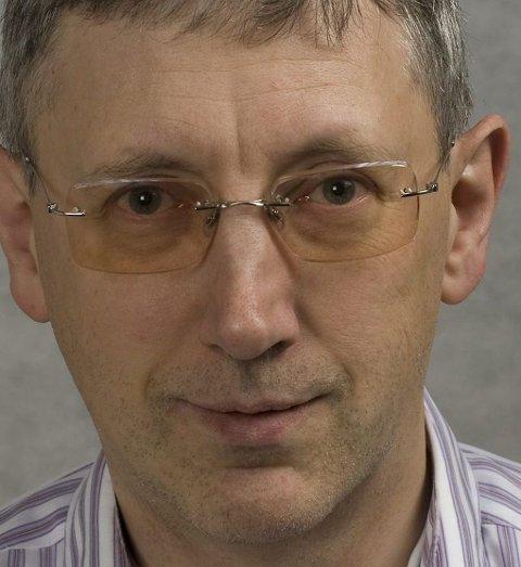 Otto  Anshus  Professor,  Institutt for  Informatikk,  UiT