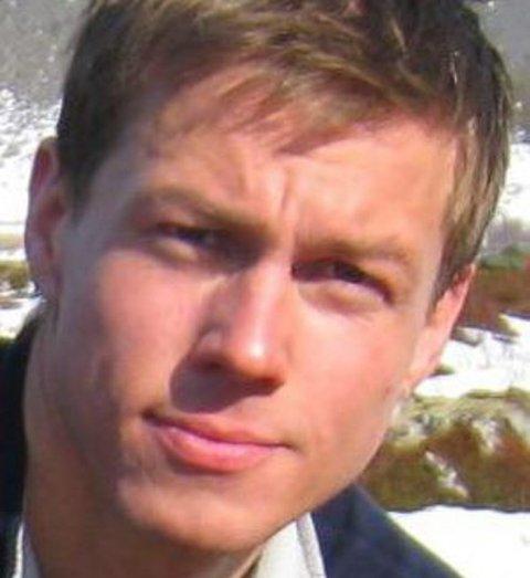 Njord Wegge, Ph.d.-stipendiat i statsvitenskap, UiT