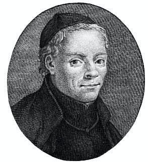 STOR MANN: Jesuitten Maxmillian Hell fikk forespørsel fra den norsk-danske kongen om å overvære venuspassasjen i Vardø i 1769. Han reiste hjem som en helt i astronomiens verden.
