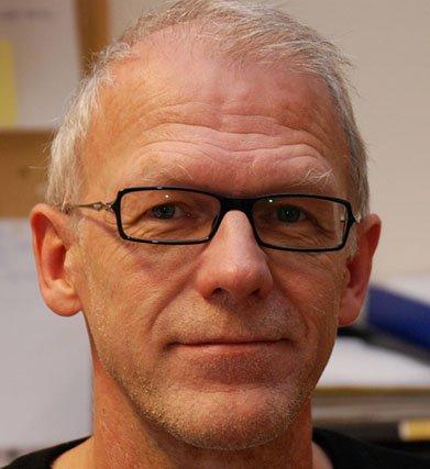 Narve Fulsås, professor i moderne historie ved UiT - Norges arktiske universitet