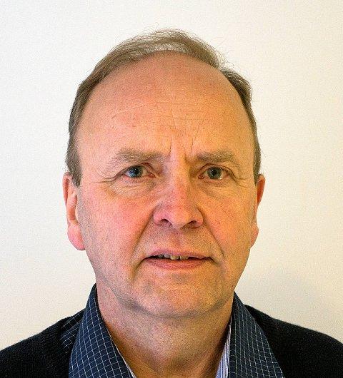 Jarle Klungsøyr ved Havforskningsinstituttet.