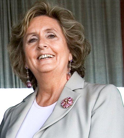 Byråd for helse og omsorg Trude Drevland (H) (2006).