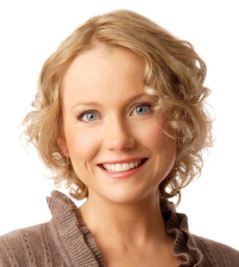 OPERERT: TV2s Hedda Kise, fra Skien, har blitt operert i hodet to ganger denne uka.
