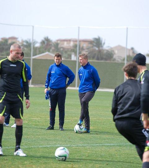 slutt: Forholdet mellom Hønefoss Ballklubb, Leif Gunnar Smerud og Pål Arne Johansen er over.