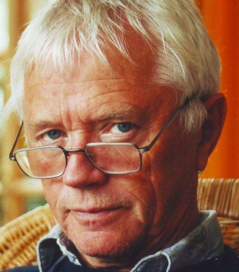 Rolf  Seljelid Forfatter og professor  ved UiT