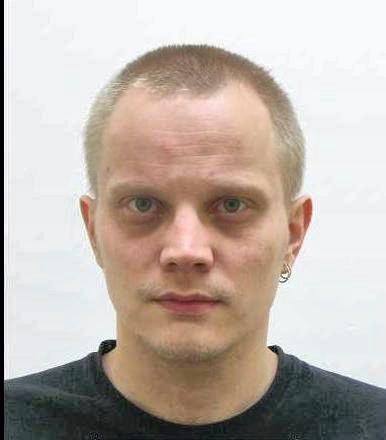 FORSVUNNET: Frank André Gundersen (31). Foto: Privat