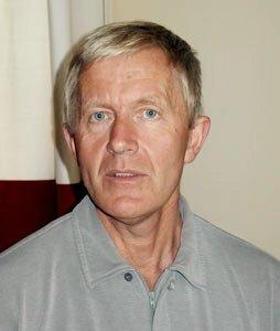 Øyvind Sørensen fra Larvik er konstituert i stillingen med virkning fra i dag