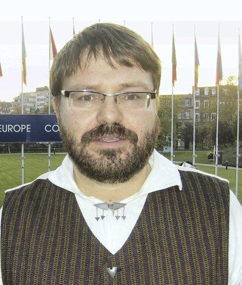 OPPRØRT: Det kontroversielle innlegget feiltolker kvenforbundet. Det mener lederen for Norske Kveners Forbund, Rune Sundelin.