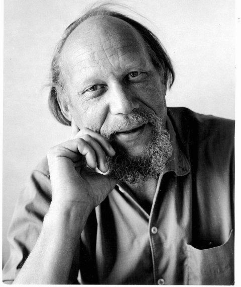 """Erik Hesselberg var barndomskamerat av Thor Heyerdahl og deltok på flere """"poseturer"""" til den norske fjellheimen i 30-årene, før han i 1947 ble spurt om å være med på Kon-Tiki-ferden som navigatør. Her er han ca. 50 år gammel."""