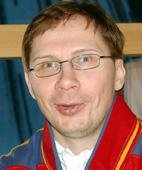 János Trosten vil kvitre i alle retninger han mener er riktig på Sametinget etter bruddet med NSR. Foto: Min Aigi