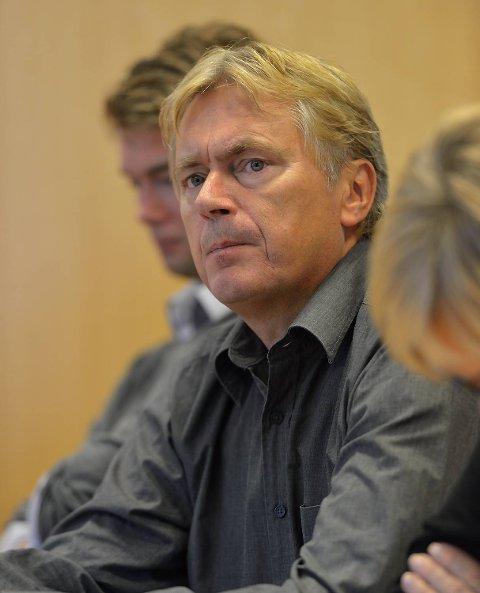 Eirik Haga er ordførar i Vaksdal