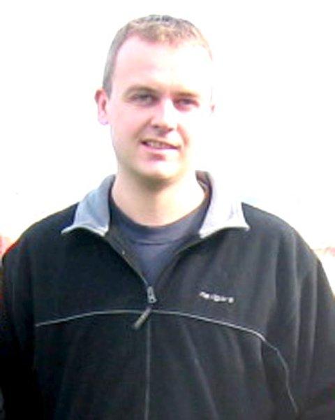KJØPTE BÅT: Ole Petter Dahl (31) har vore i Spania der han kjøpte to taubåtar til det nye reiarlaget Stadt Sjøtransport AS.
