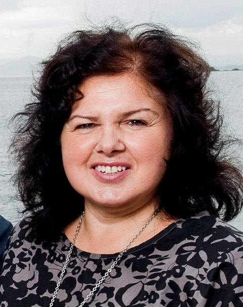 Frp-politiker Laila Reiertsen.