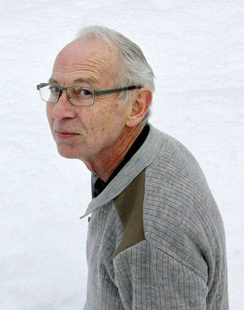 MERKELIG: Arnt Hansen håper noen kan bidra til en forklaring på fenomenet.