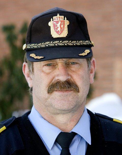 RESPEKTLØST: UP sjef på Romerike, Knut Erik Storbæk, mener råkjørerne viser liten respekt for andres liv.