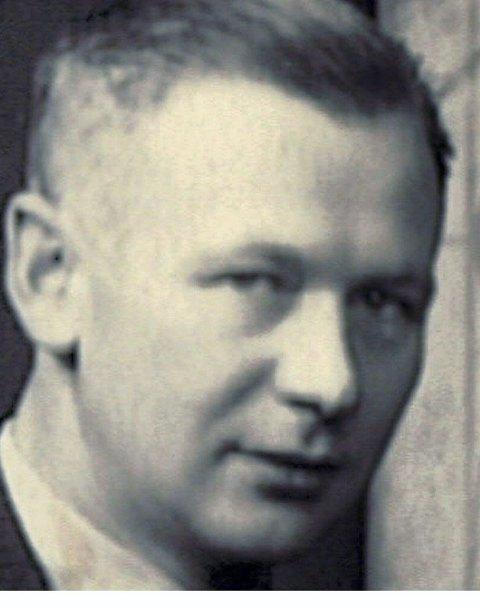 UTSATT FOR ROVMORD:  Helge Suphammer.