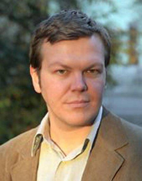 Øyvind Vågnes (33) fra Sunnmøre får Nynorsk litteraturpris 2005 for sin roman «Ekko».