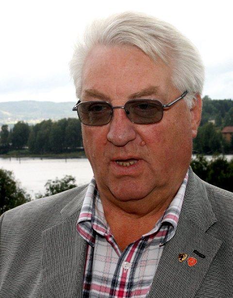 FEIL: ? Det er helt klart noe feil med spørsmålene, som gir feil resultat, sier ordfører Jan Arild Mærli.